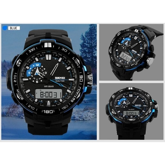 Harga jam tangan skmei pria